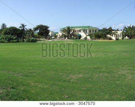 Golf Club In Varadero