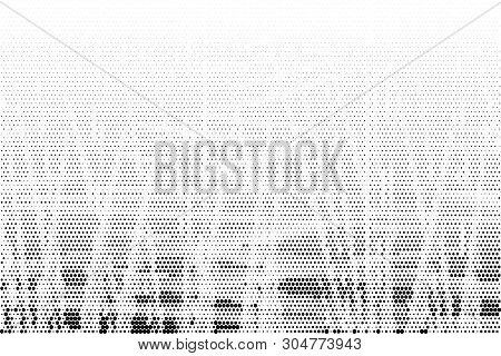 Black Halftone Background With Lines. Vector Modern Background For Posters, Brochures, Sites, Web, C