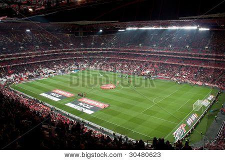 Sport Lisboa Benfica - Nacional Madeira