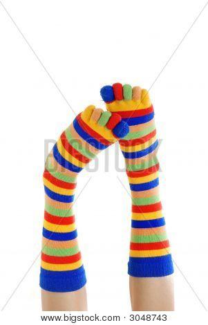 Vivid Foots