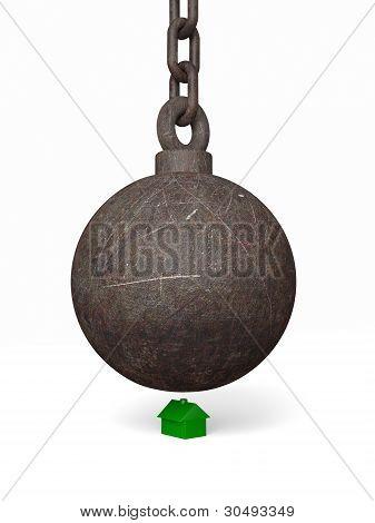 Big Bad Wrecking Ball
