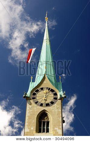 Zurich Switzerland.