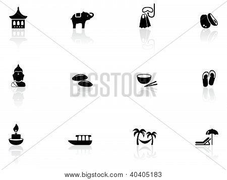 Thai icons