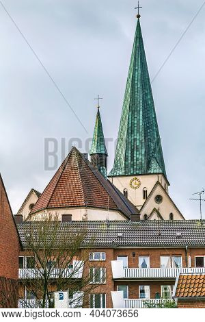 St. Remigius Is The Oldest Church In Borken. It Is Located In The City Center And Is A Catholic Pari