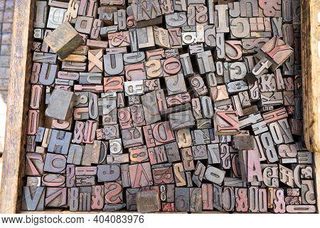 Letterpress In A Box
