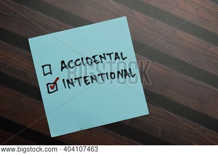 Accidental And Intentional Write On Sticky Notes And Supported By Additional Services Write On A Sti