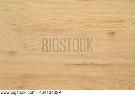 Acacia Natural Wooden Desk Without Paint Or  Varnish.  Wood Texture Background Made From Locust Tree