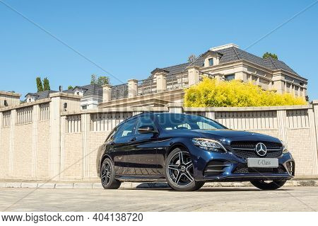 Mercedes-benz C-class 2020 Test Drive Day