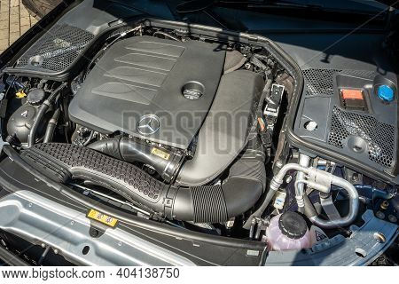 Mercedes-benz C-class 2020 Engine