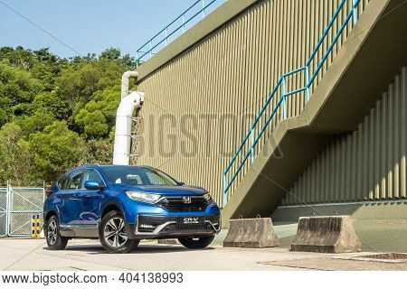 Honda Cr-v 2020 Test Drive Day