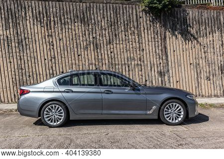 Bmw The5 2020 Test Drive Day