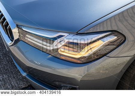 Bmw The5 2020 Head Light