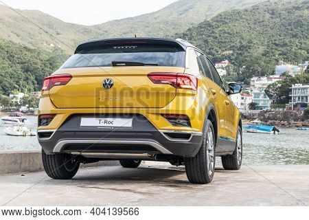 Volkswagen T-roc 2020 Test Drive Day