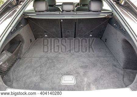 Mercedes-benz Glc 2020 Trunk