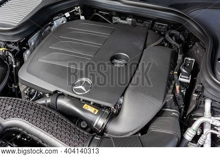 Mercedes-benz Glc 2020 Engine