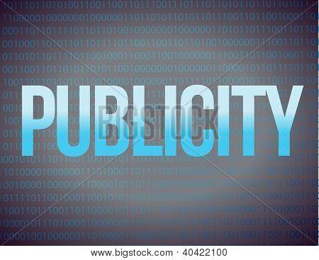 Publicity On A Binary