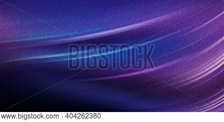 Wavy Background Glitter Luxury Background, Violet And Blue Glitter