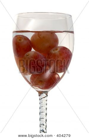 Water And Grapes