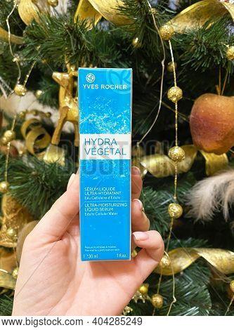 Yves Rocher Hydra Vegetal Cleansing Wash Gel. Gift