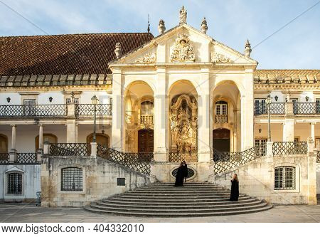 Architecture Details Of Coimbra