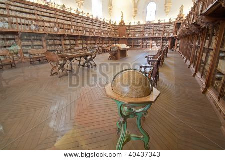 Library - University Of Salamanca