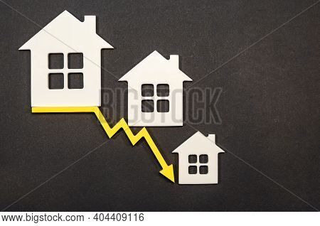 Decline In Property Prices. Population Decline. Falling Interest On Mortgages. Reduced Demand For Ho