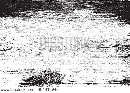 Wooden Board Grainy Overlay Texture. Timber Used Grunge Background. Weathered Rustic Rural Cover. Em