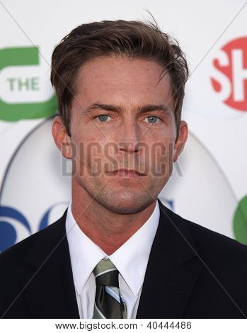 LOS ANGELES - AUG 03:  DESMOND HARRINGTON Summer TCA Party 2011 - CBS / SHOWTIME / CW   on August 03, 2011 in Beverly Hills, CA