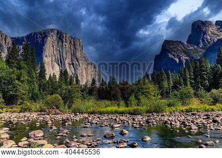 Yosemite Valley, Yosemite National Park