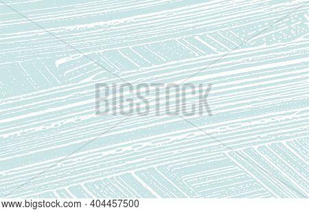 Grunge Texture. Distress Blue Rough Trace. Decent Background. Noise Dirty Grunge Texture. Magnificen