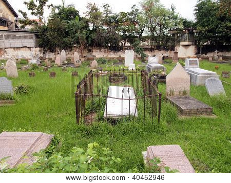 The Protestant Cemetery Bangkok is located in the southern stretch of old Charoen Krung Road and preserves the memory of some of the early foreign pioneers who lived worked and died in Bangkok. poster