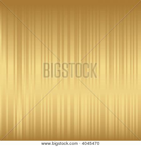 Golden Stripy Background