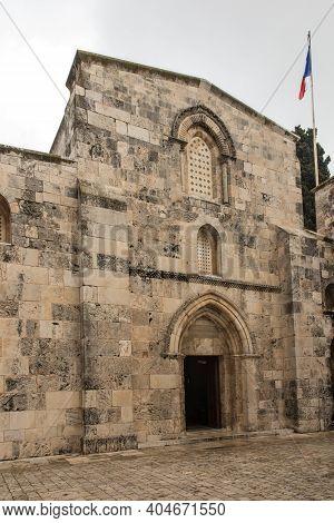 Bethesda At St. Anne Church Jerusalem, Israel