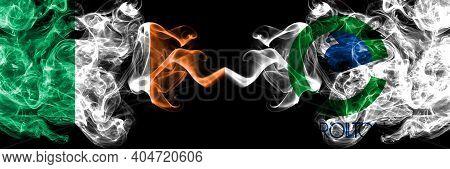Republic Of Ireland, Irish Vs United States Of America, America, Us, Usa, American, Carrollton, Texa