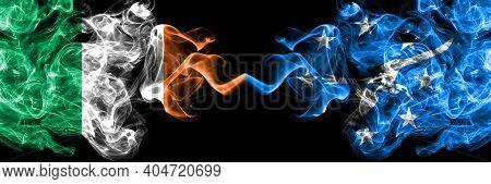 Republic Of Ireland, Irish Vs United States Of America, America, Us, Usa, American, Corpus Christi,