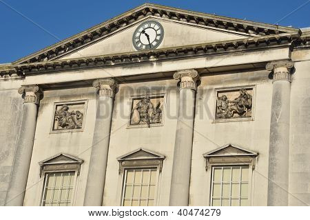 Shire Hall frontage