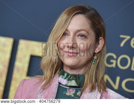 LOS ANGELES - JAN 05:  Actress Judy Greer arrives for Showtime Golden Globe Nominee Celebration Premiere on January 05, 2019 in West Hollywood, CA