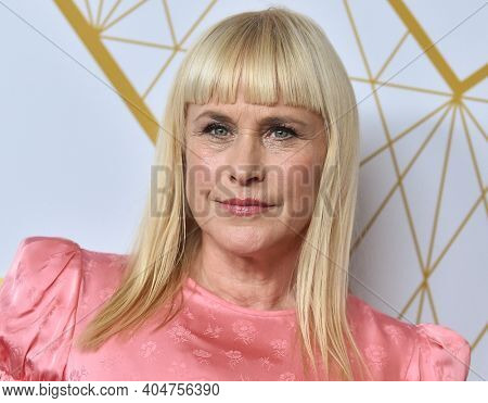 LOS ANGELES - SEP 21:  Patricia Arquette arrives for Showtime Celebrates Emmy Eve on September 21, 2019 in West Hollywood, CA