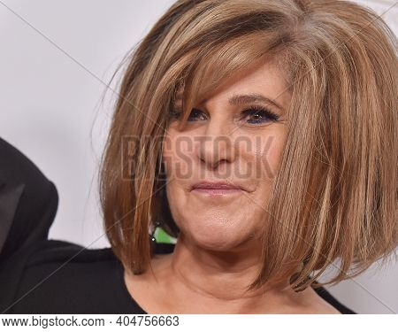 LOS ANGELES - JAN 19:  Producer Amy Pascal arrives for the 30th Annual Producers Guild Awards on January 19, 2019 in Beverly Hills, CA