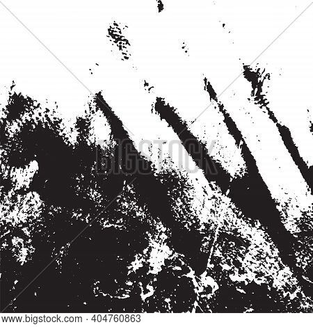 Overlay Aged Grainy Messy Template. Distress Urban Used Texture. Grunge Rough Dirty Background. Brus