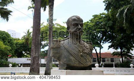 Sculpture Of Dom Joao Vi
