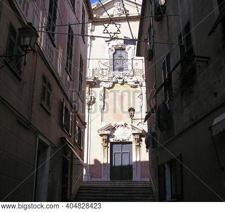 Nostra Signora Della Concordia Church In Albissola Marina