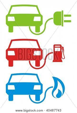 Different Fuel