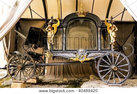 Old carriage
