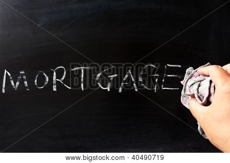 Wiping Off Mortgage