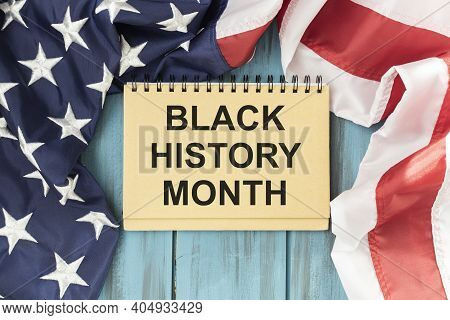 Black History Month African-american History Month Background Design For Celebration And Recognition