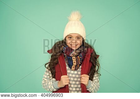 Feeling Good Any Weather. Winter Vibes. Youth Street Fashion. Winter Fun. Childhood Memories. Child