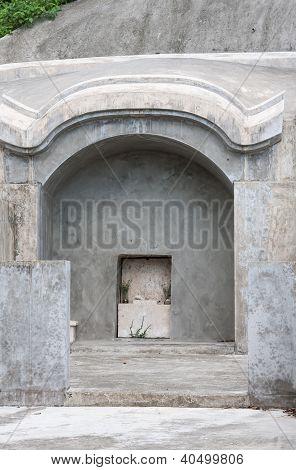 Turtleback Tomb