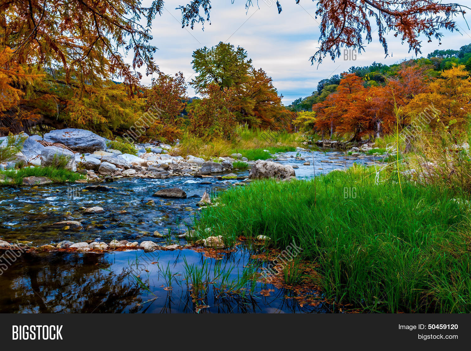 Stunning Fall Colors Image & Photo (Free Trial) | Bigstock