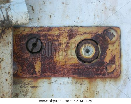 The Rusty Keyhole